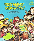 Too Many Monkeys: A Counting Rhyme (Golden…