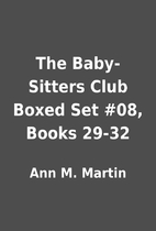 The Baby-Sitters Club Boxed Set #08, Books…