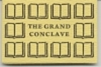 The Grand Conclave by Francis J. Weber
