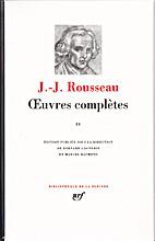 Œuvres complètes, vol. 1 (Bibliothèque de…