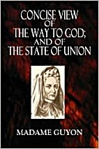The Way to God by Madame Guyon