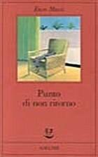 Punto di non ritorno by Enzo Muzii