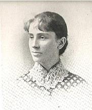 Author photo. Jennie Ellis Keysor (b.1860), Buffalo Electrotype and Engraving Co., Buffalo, N.Y.