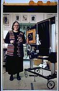 Author photo. Self-Portrait by Elsa Dorfman (Wikipedia)