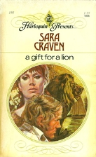 A Gift for a Lion by Sara Craven