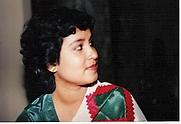 Author photo. Taslima Nasrin