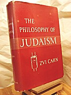 The Philosophy of Judaism: the Development…