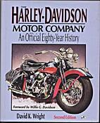 The Harley-Davidson Motor Company: An…