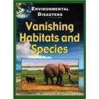 Vanishing Habitats and Species…