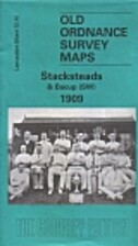 Old Ordnance Survey Maps, Stacksteads, 1909