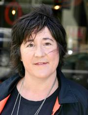 Author photo. Photograph by Joyce George