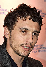 Author photo. James Franco. Photo by Nick Step.