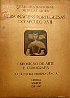 Personagens Portuguesas do século XVII by…