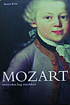 Mozart by Bruno Kvist