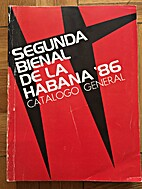 Segunda Bienal de la Haba '86 / Catalog…