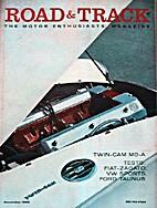 Road & Track 1958-11 (November 1958) Vol. 10…