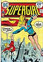 Supergirl # 10 by Cary Bates
