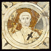 Author photo. Byzantine Tile c. 10th century, <a href=&quot;http://thewalters.org&quot; rel=&quot;nofollow&quot; target=&quot;_top&quot;>Walters Art Museum</a> via Wikipedia