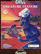Creature Feature by Mark Acres