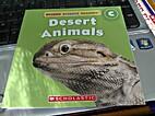 Desert Animals by Lydia Carlin