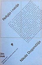 Religija i nacija by Nikola Dugandžija