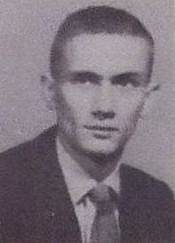 Author photo. Jerome Kristian in 1952 [credit: Shimer College]