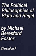 The Political Philosophies of Plato and…