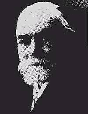 Author photo. <a href=&quot;http://www.philothek.de/bildarch/frege.htm&quot;>PhiloThek Bildarchiv</a>