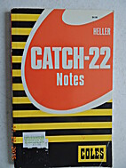 Catch-22: Notes (Coles Notes) by Joseph…