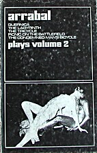 Plays volume 2 by Fernando Arrabal