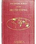The Oxford survey of the British Empire by…