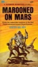 Marooned on Mars by Lester Del Rey