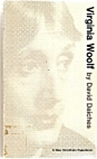 Virginia Woolf by David Daiches