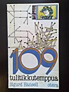 109 tändstickstrix by Sigurd Hansell
