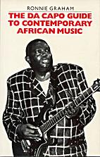 The Da Capo Guide to Contemporary African…