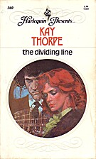 The Dividing Line by Kay Thorpe