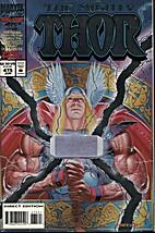 Thor # 475 by Roy Thomas