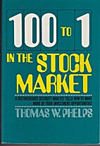 100 to 1 in the stock market;: A…