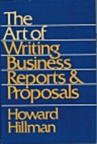 The art of writing business reports &…