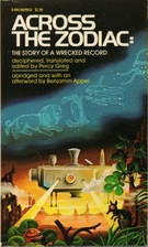 Across the Zodiac: The Story of a Wrecked…