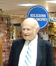 Author photo. John Burlinson, 9/21/08.