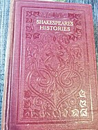 THE HISTORIES AND POEMS OF SHAKESPEARE. The…
