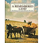 A Remembered Land: Recollections of Country…