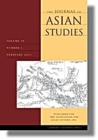 The Journal of Asian Studies (Volume 66,…
