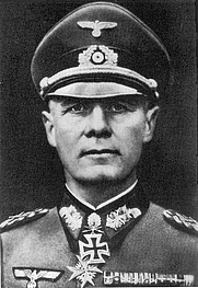 Author photo. Field Marshal Erwin Rommel