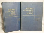 German Literature Since Goethe by Harry…