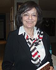 Author photo. Ana Blandiana