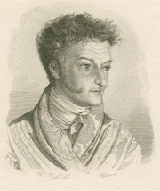 Author photo. Courtesy of the <a href=&quot;http://digitalgallery.nypl.org/nypldigital/id?1261336&quot;>NYPL Digital Gallery</a> (image use requires permission from the New York Public Library)