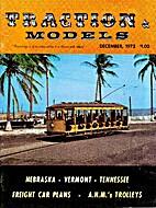 Traction & Models, vol. 8, n°10 - December…