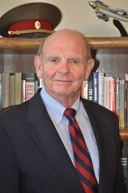 Author photo. Earl H. Tilford, Jr. [credit: Clarion University]